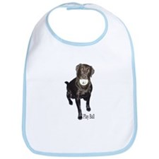 play ball Bib