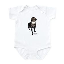 play ball Infant Bodysuit