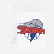 Ohio Storm Greeting Cards (Pk of 10)