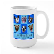 Pitbull Love Mug