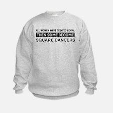 square dance designs Sweatshirt