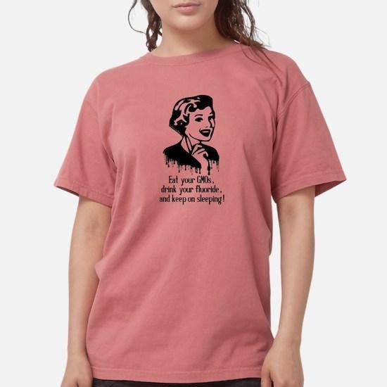 Cute Gmo Womens Comfort Colors Shirt