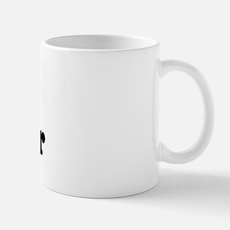 I Love Cooter Mug