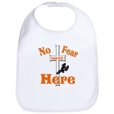 No Fear Here Bib