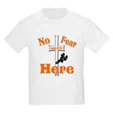 No Fear Here Kids T-Shirt
