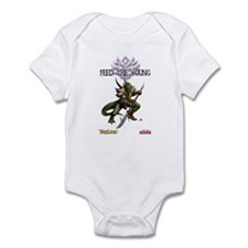Reptus Feed the Young Infant Bodysuit