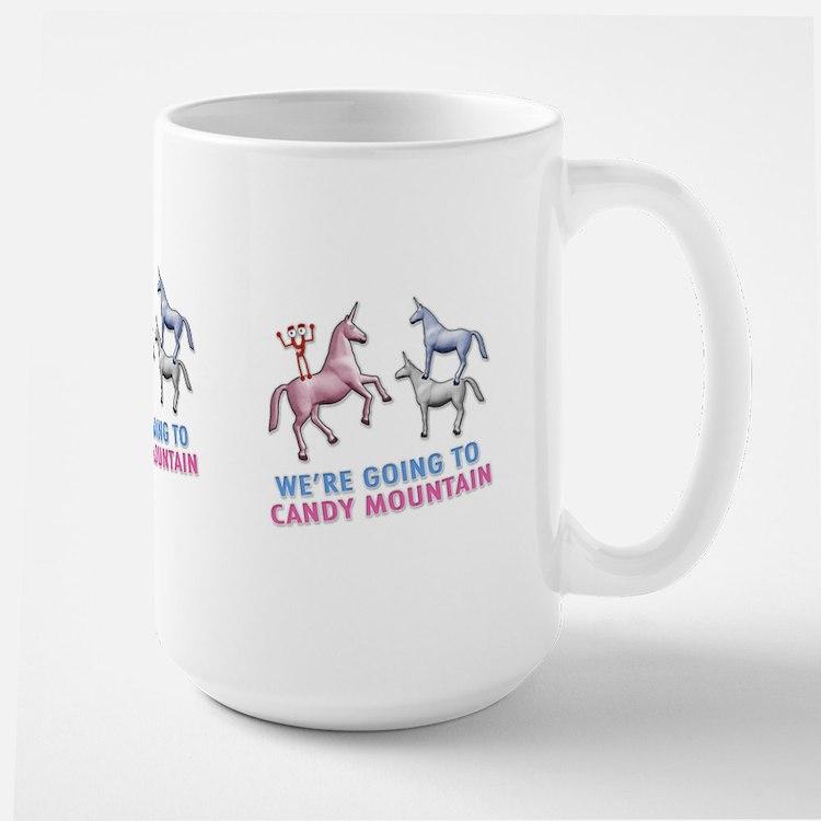 Candy Mountain Mugs