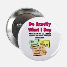 Do Exactly... DONUTS Button