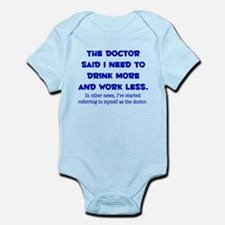 The Doctor Body Suit