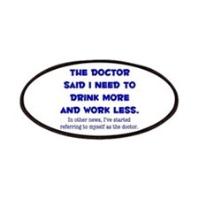 The Doctor Patches