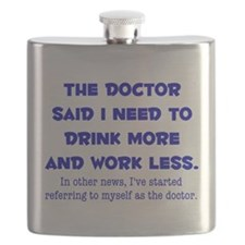 The Doctor Flask