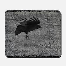 As The Crow Flies Mousepad