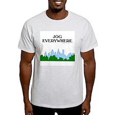 Jog Everywhere City T-Shirt