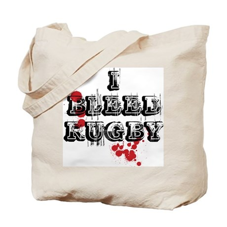 I Play Rugby Tote Bag