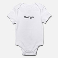 Swinger T-Shirts and Apparel Infant Bodysuit