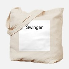 Swinger T-Shirts and Apparel Tote Bag