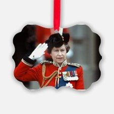 HM Queen Elizabeth II Trooping Ornament