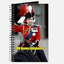HM Queen Elizabeth II Trooping Journal