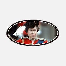 HM Queen Elizabeth II Trooping Patches