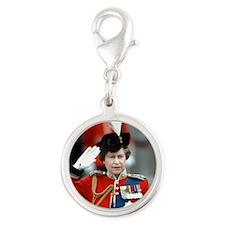HM Queen Elizabeth II Trooping Charms