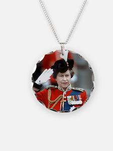 HM Queen Elizabeth II Trooping Necklace