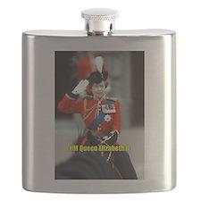 HM Queen Elizabeth II Trooping Flask