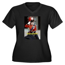 HM Queen Elizabeth II Trooping Plus Size T-Shirt