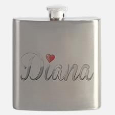 Diana Flask