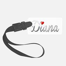 Diana Luggage Tag