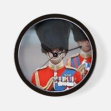 HRH Duke of Edinburgh Wall Clock