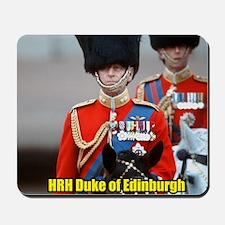 HRH Duke of Edinburgh Mousepad