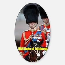 HRH Duke of Edinburgh Decal