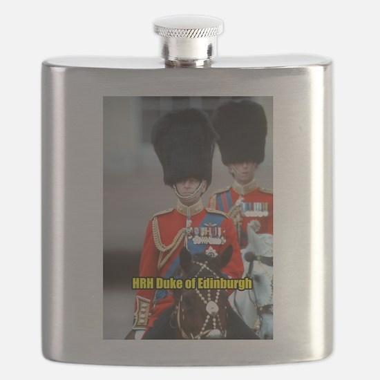 HRH Duke of Edinburgh Flask