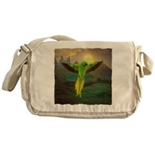 Parrot Messenger Bag