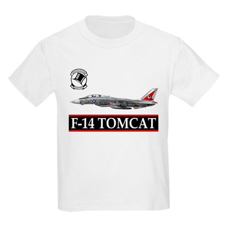 VF-14 Tophatters Kids T-Shirt