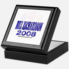 Bill Richardson Fireworks Keepsake Box