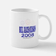Bill Richardson Fireworks Mug