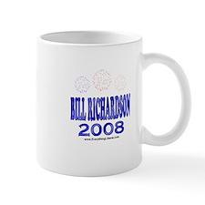 Bill Richardson Fireworks Small Small Mug