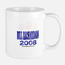 Bill Richardson Fireworks Small Small Mug
