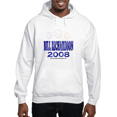 Bill Richardson Fireworks Hooded Sweatshirt