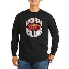 BENCH PRESS 350 CLUB T