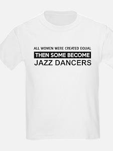 jazz dance designs T-Shirt