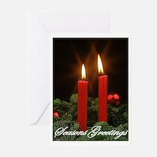 """Seasons Greetings"" Greeting Cards (Pk of 10)"
