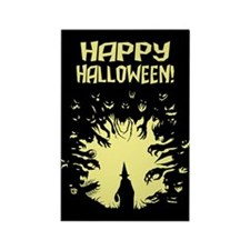 Halloween Terrors Magnets