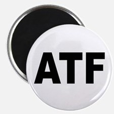ATF Alcohol Tobacco & Firearms Magnet