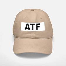 ATF Alcohol Tobacco & Firearms Cap