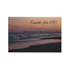 Emerald Isle Sunset Magnets