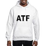 ATF Alcohol Tobacco & Firearms Hooded Sweatshirt