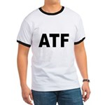 ATF Alcohol Tobacco & Firearms Ringer T