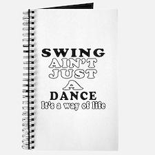 Swing Not Just A Dance Journal